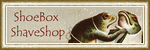 Logo (Shoebox Shaveshop)